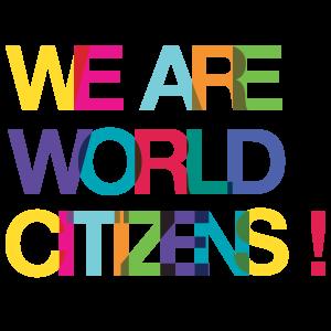 we are world citizens - navbar small icon