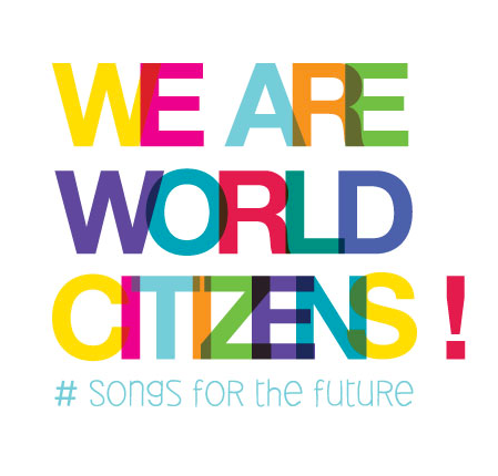 couverture de l'album we are world citizens | act for kids | okaïdi